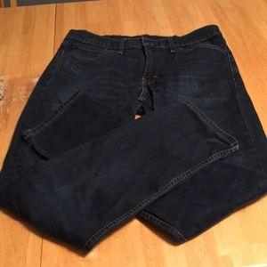 Levi's 511 stretchy jeans